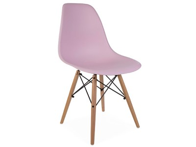 Image de l'article Chaise DSW - Rose pastel