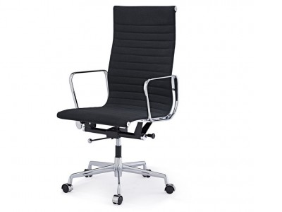 Image de l'article Chaise Eames Alu EA119 - Anthracite