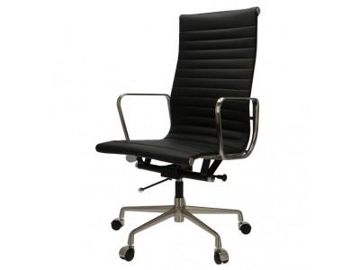 Image de l'article Chaise Eames Alu EA119 Premium  - Noir