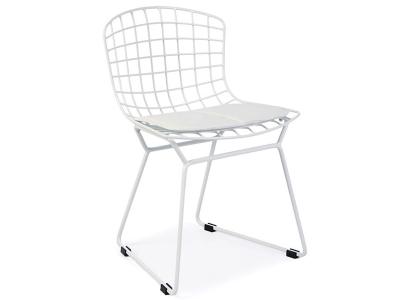 Image de l'article Chaise enfant Bertoia Wire Side - Blanc