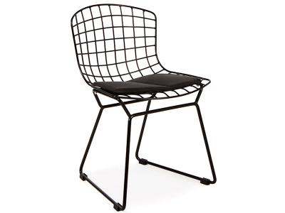 Image de l'article Chaise enfant Bertoia Wire Side - Noir