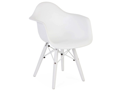 Image de l'article Chaise enfant Eames DAW Color - Blanc