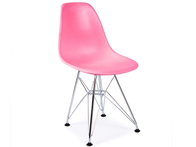 Image de l'article Chaise enfant Eames DSR - Rose