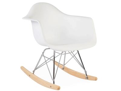 Image of the item Eames rocking chair RAR bambino - Bianco