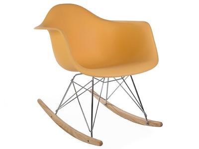 Image de l'article Eames Rocking Chair RAR - Orange