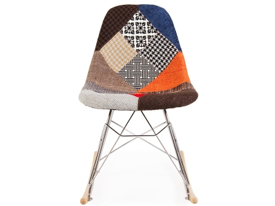 Eames rsr patchwork for Chaise rar patchwork