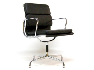 Image of the item Eames Soft Pad EA208 - Nero