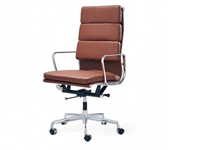 Image of the item Eames Soft Pad EA219 - Cognac