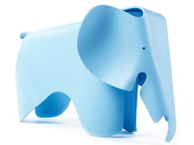 Image de l'article Elephant  Eames - Bleu