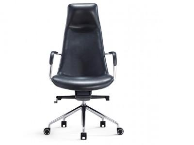 Image de l'article Fauteuil de bureau ergonomique 1732H-03 - Noir