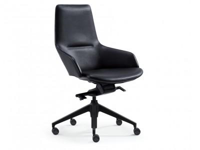 Image de l'article Fauteuil de bureau ergonomique YM-M-129B - Noir