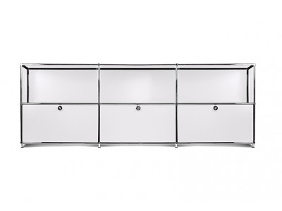 Image de l'article Meuble de bureau - Amc23-02 blanc