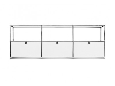 Image de l'article Meuble de bureau - Amc23-04 blanc