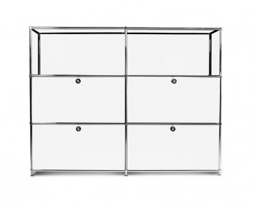Image de l'article Meuble de bureau - Amc32-03 blanc