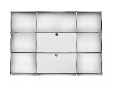 Image de l'article Meuble de bureau - AMC33-01 Blanc