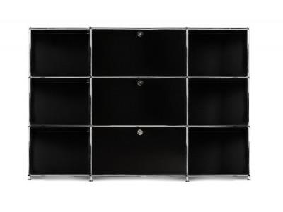 Image de l'article Meuble de bureau - AMC33-02 Noir