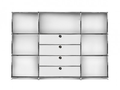 Image de l'article Meuble de bureau - AMC33-03 blanc