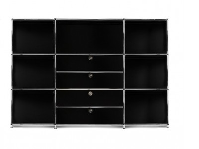 Image of the item Mobili per ufficio - AMC33-03 Negro