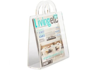 Image de l'article Porte revue Handbag - Transparent