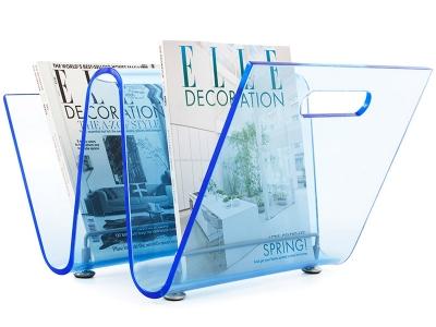 Image de l'article Porte revue The Wave - Bleu