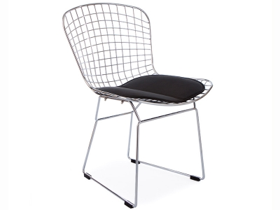 Image of the item Sedia Bertoia Wire Side - Nero