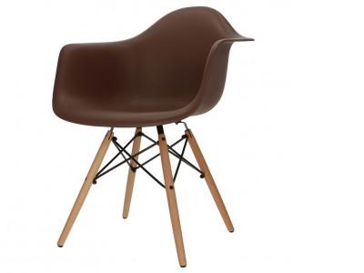 Image of the item Sedia DAW - Marrone