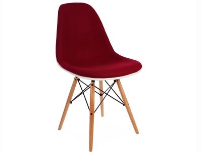 Image of the item Sedia DSW imbottito lana - Rosso