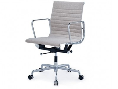 Image of the item Sedia Eames Alu EA117 - Grigio beige