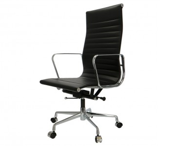 Image of the item Sedia Eames Alu EA119 - Nero