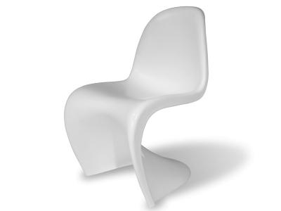 Image of the item Sedia Panton - Bianco