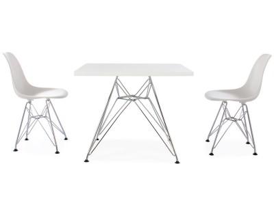 Image of the item Tavolo bambino Eiffel - 2 sedie DSR