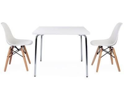 Image of the item Tavolo bambino Olivier - 2 sedie DSW