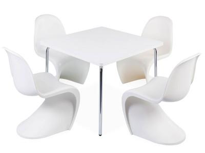 Image of the item Tavolo bambino Olivier - 4 sedie Panton