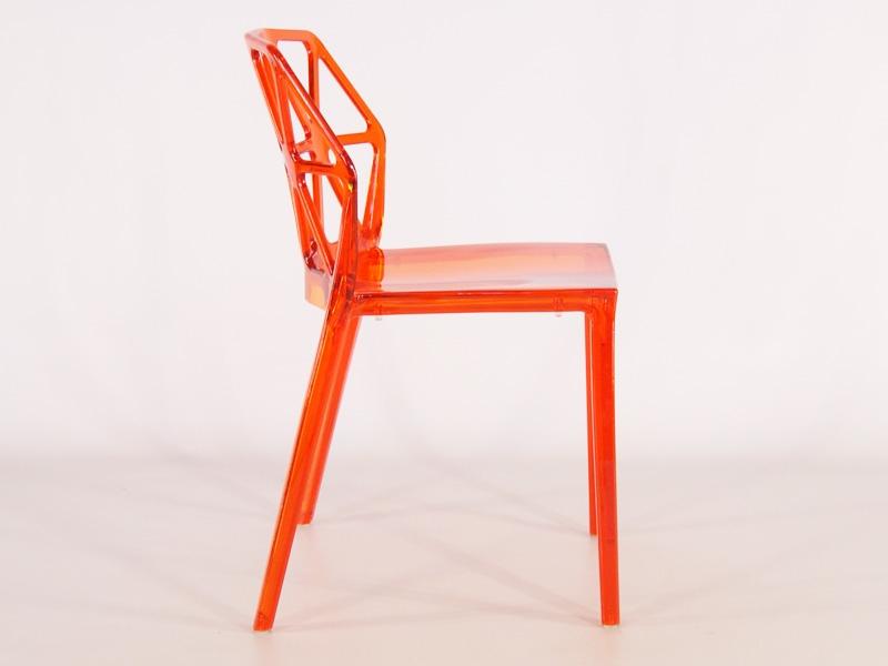 Alchemia Chair Orange