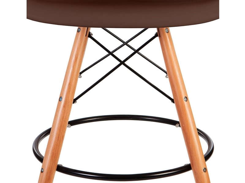Image of the design chair Bar chair DAB - Coffee