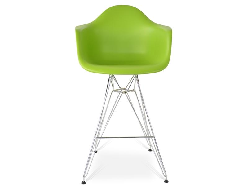 Image of the design chair Bar chair DAR - Apple green