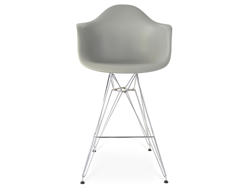 Image of the design chair Bar chair DAR - Grey