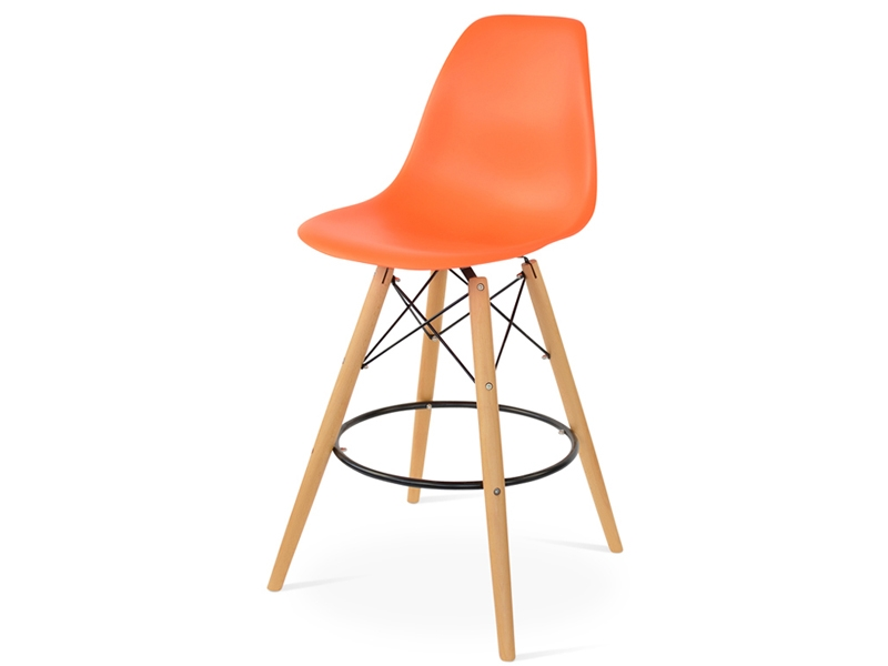 Image of the design chair Bar chair DSB - Orange
