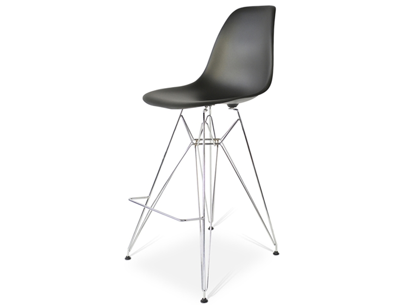 Image of the design chair Bar chair DSR - Black