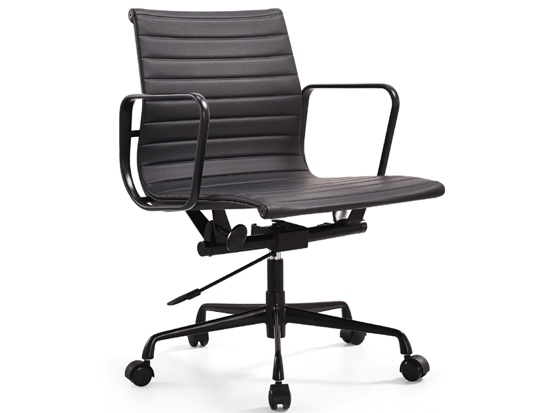 Image of the design chair Chair EA117 Special Edition - Black