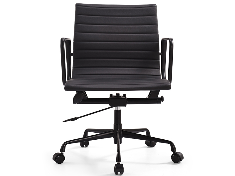 Chair ea117 special edition black for Special chair design