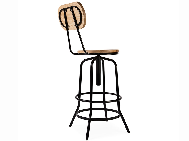 Image of the design chair Chelsea high bar stool
