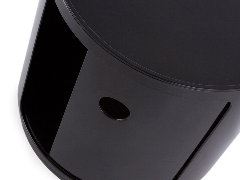 Image of the design chair Classic Componibili 1 - Black