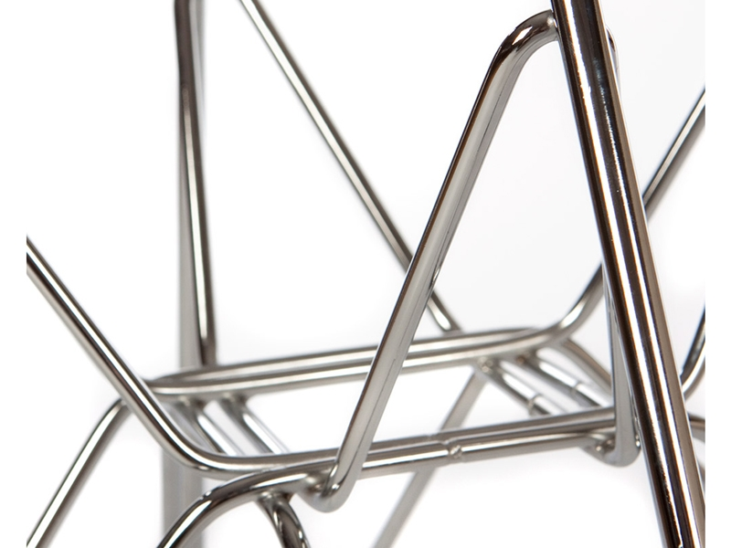 Image of the design chair DAR Eames chair - Brown
