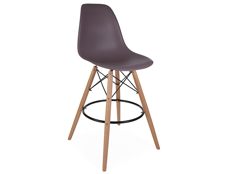 Image of the design chair DSB bar chair - Taupe