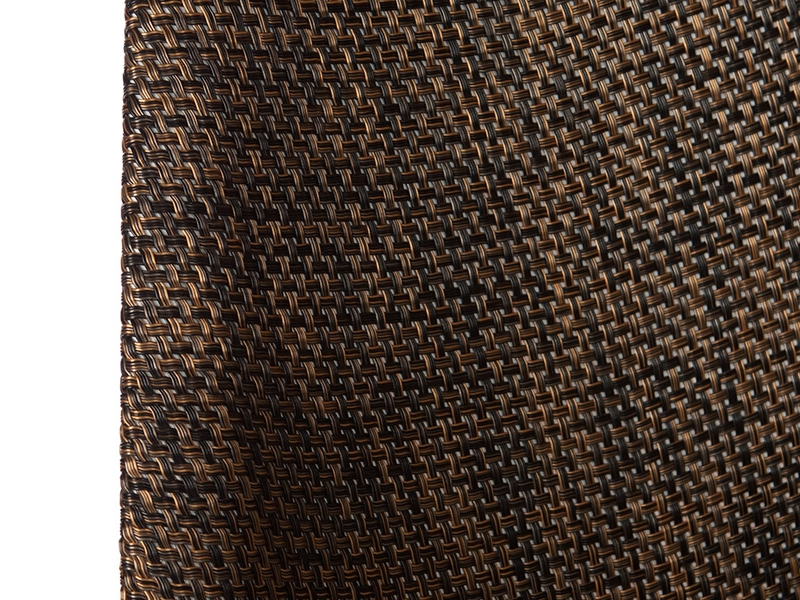 Image of the design chair DSB bar chair Weave - Cocoa