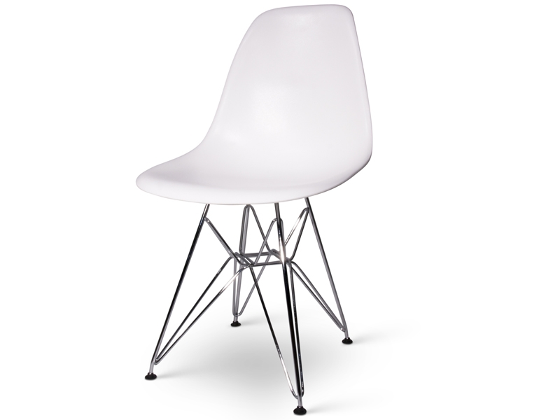 Dsr chair white - Chaise dsw transparente ...