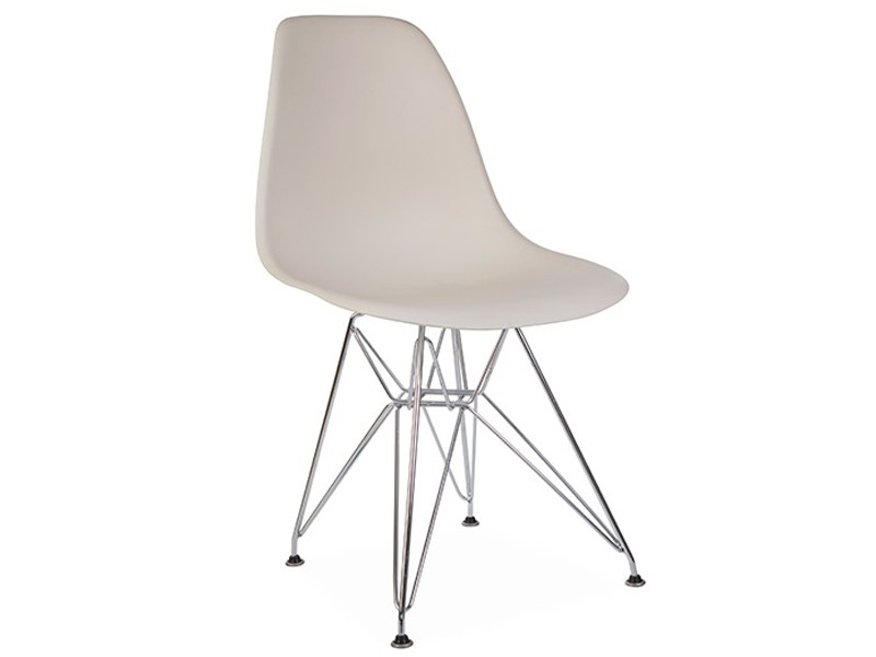 Image of the design chair DSR Eames chair - Cream