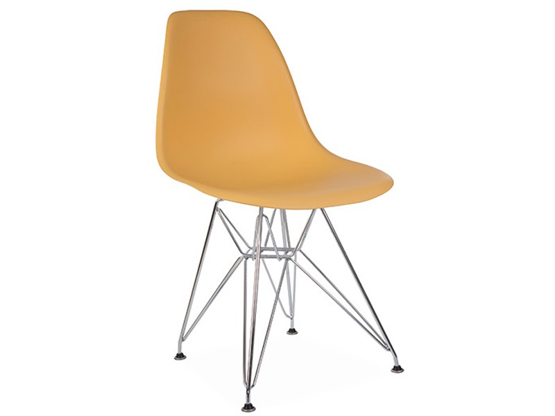 Image of the design chair DSR Eames chair - Orange