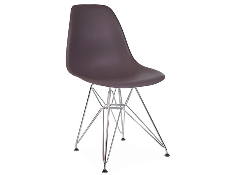 Image of the design chair DSR Eames chair - Taupe